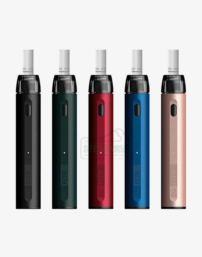 Innokin EQ FLTR, 400mAh, 2ml - Steam E-Juice | The Steamery