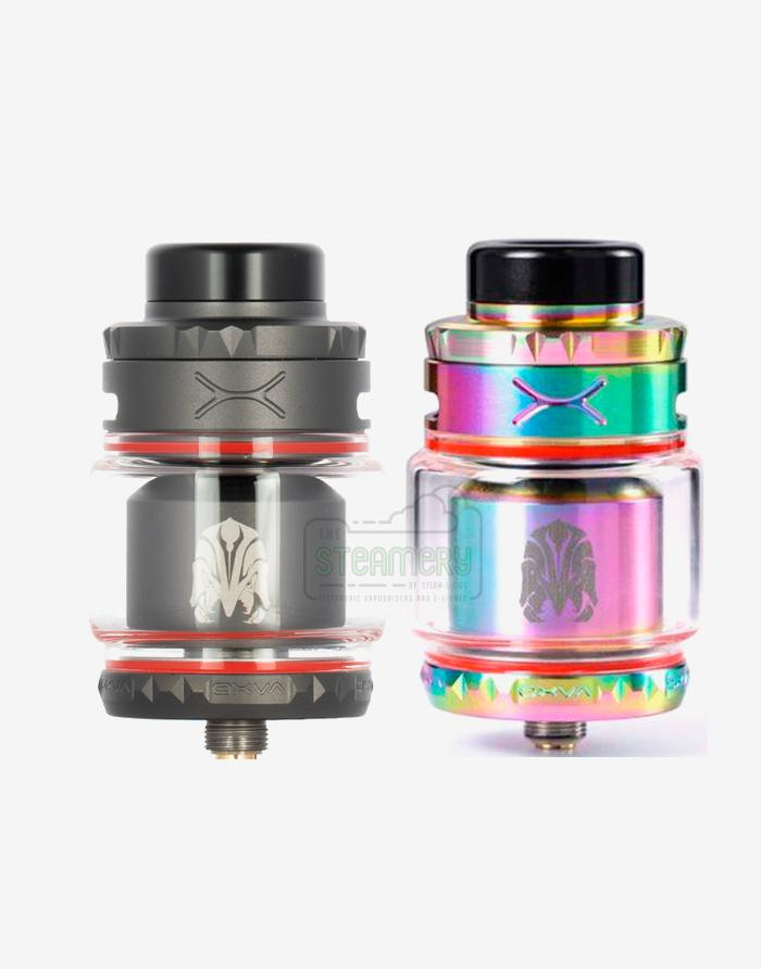Oxva Arbiter RTA - Steam E-Juice | The Steamery