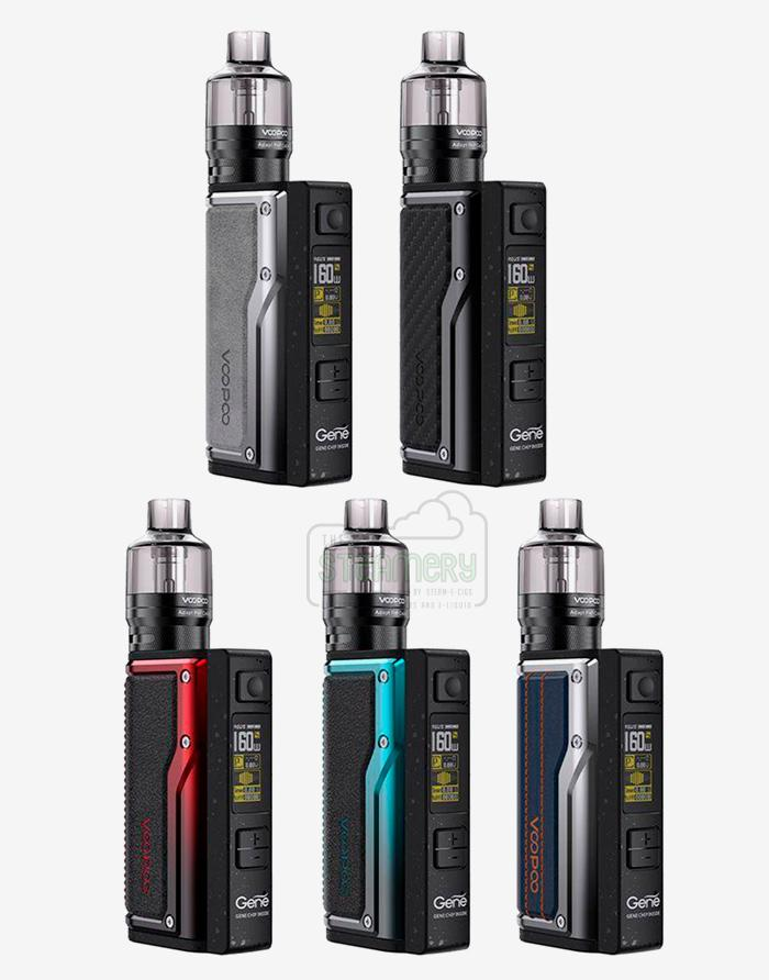 VOOPOO Argus GT 160W TC Kit with PnP Tank - Steam E-Juice | The Steamery