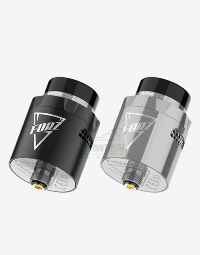 Vaporesso FORZ RDA - Steam E-Juice | The Steamery