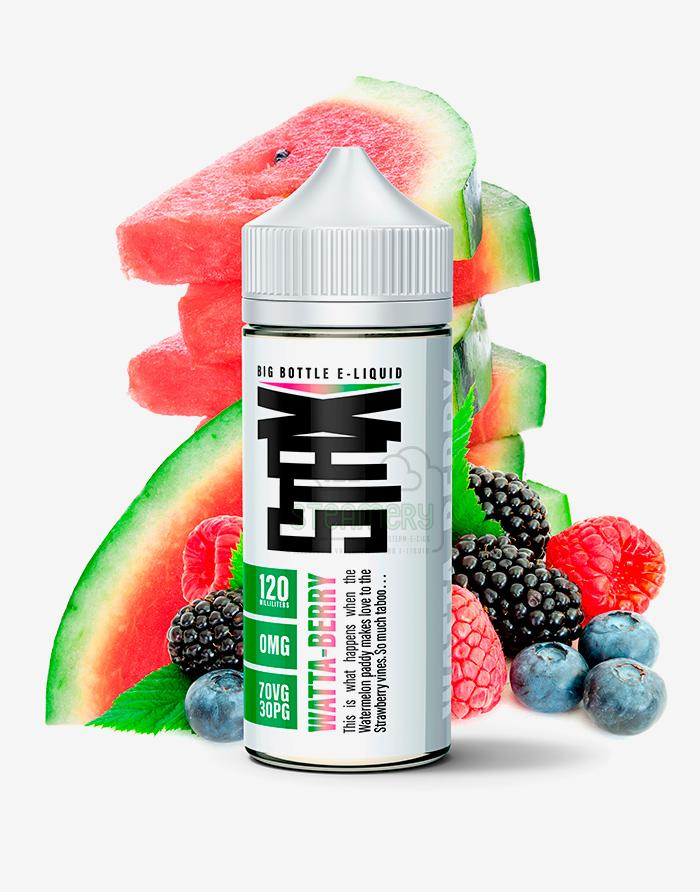 Watta-berry - Steam E-Juice | The Steamery