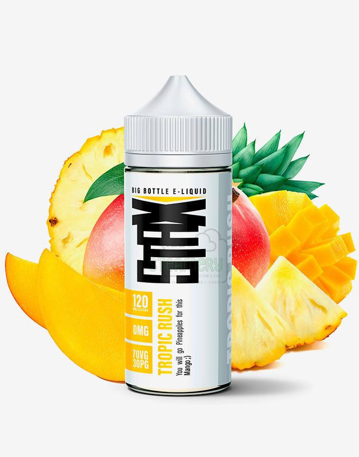 Tropic Rush - Steam E-Juice | The Steamery