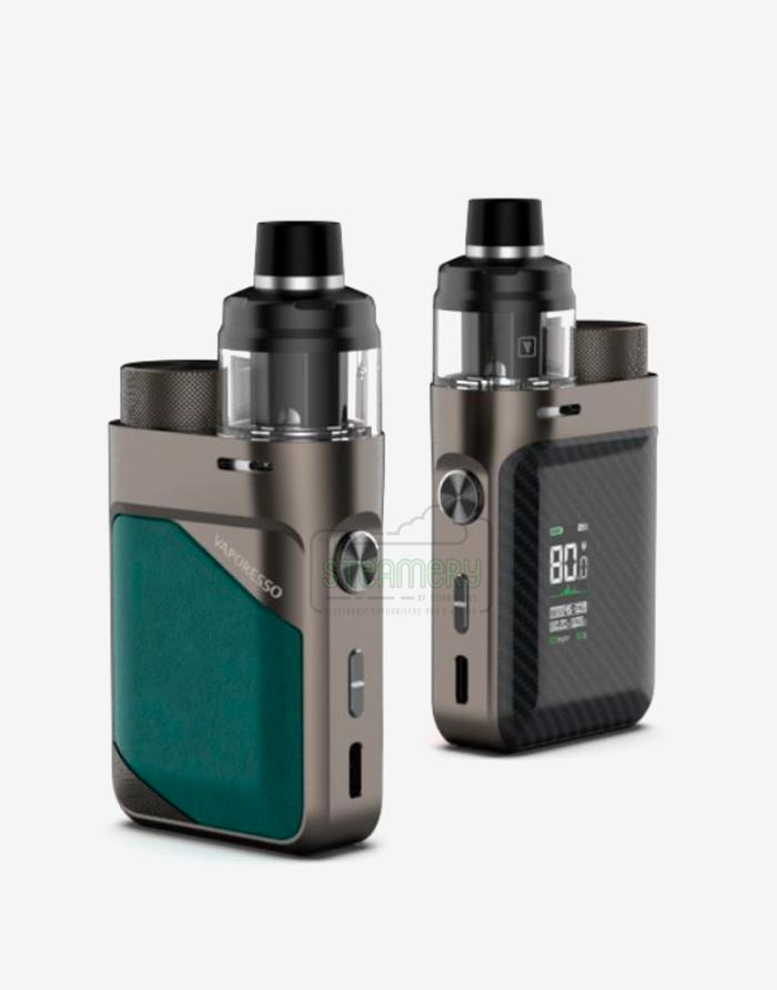 Vaporesso Swag PX80 Pod Mod Kit - Steam E-Juice | The Steamery