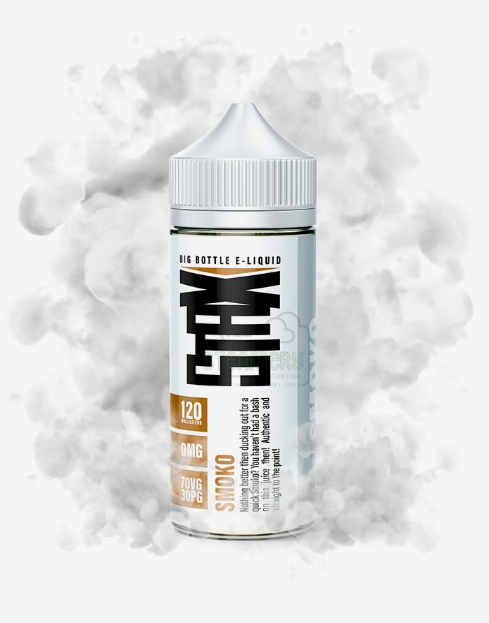 Smoko - Steam E-Juice | The Steamery
