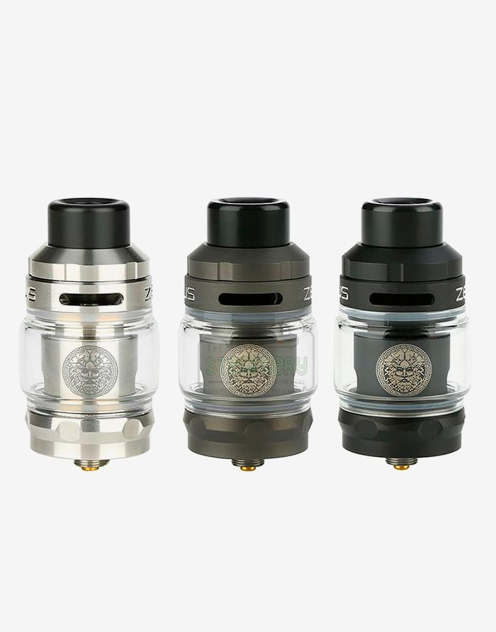 Geekvape Zeus Subohm Tank 5ml - Steam E-Juice | The Steamery