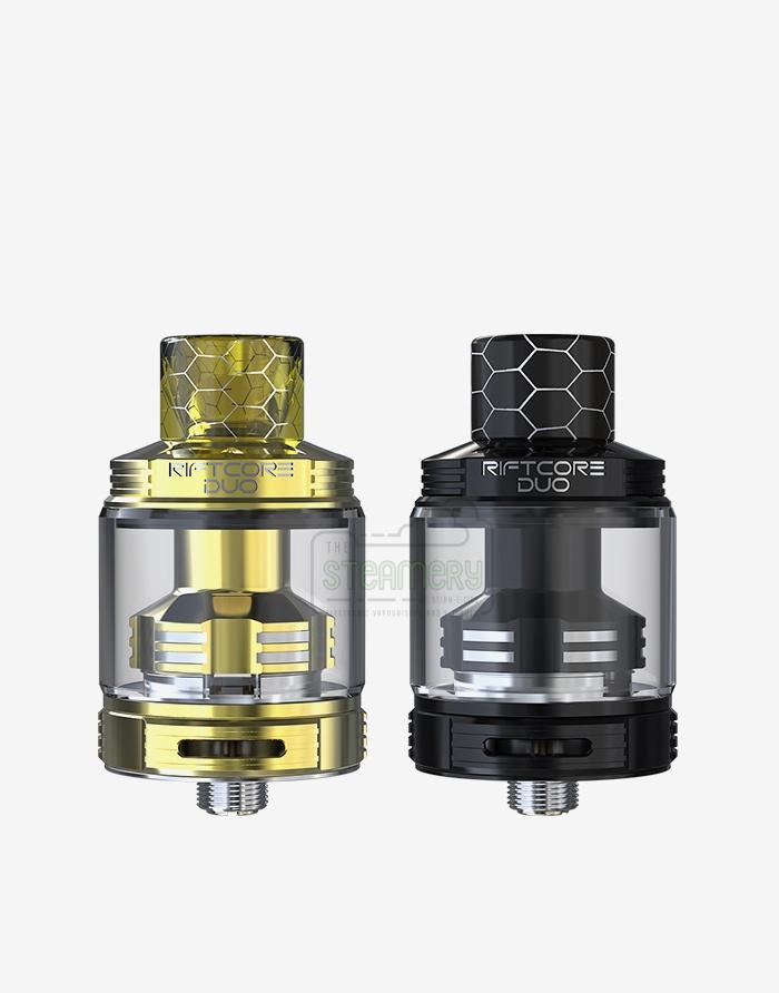 Joyetech Riftcore Duo Tank - Steam E-Juice | The Steamery
