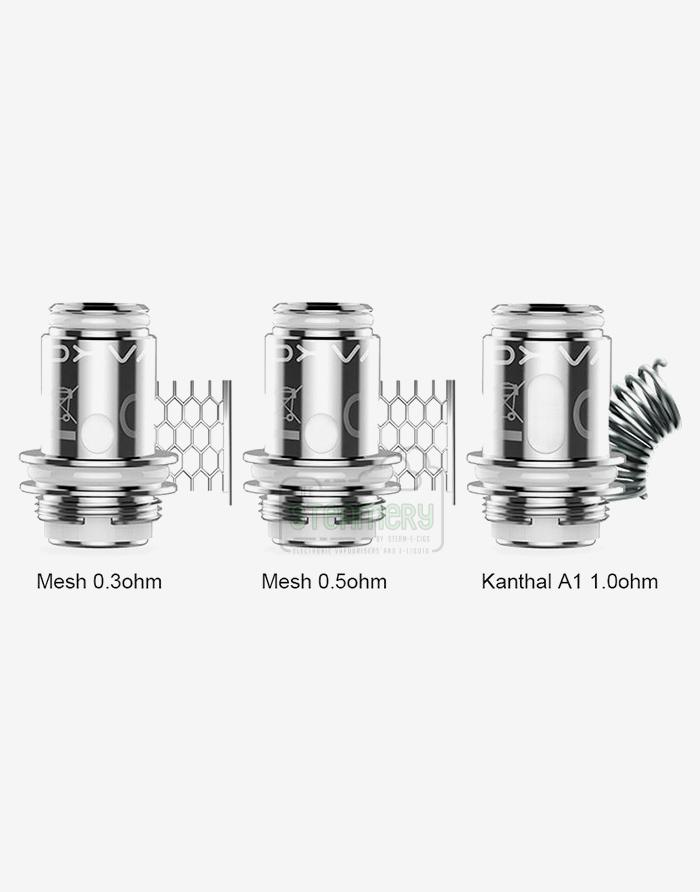 Oxva Unicoil Replacement Coils - Steam E-Juice | The Steamery