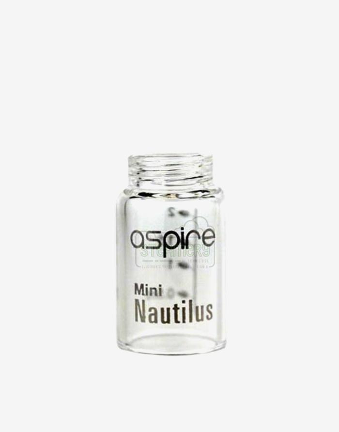 Aspire Nautilus Mini Replacement Glass - Steam E-Juice | The Steamery