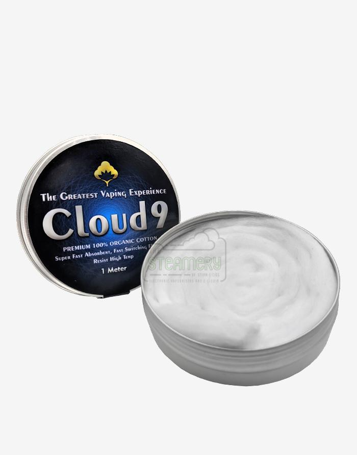 Cloud 9 Vape cotton - Steam E-Juice | The Steamery