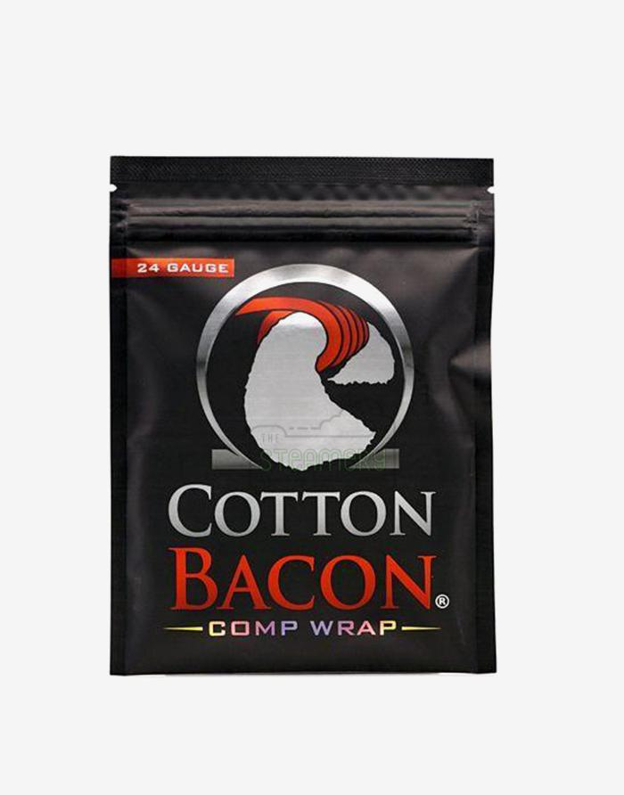 Cotton Bacon Comp Wrap - Steam E-Juice | The Steamery