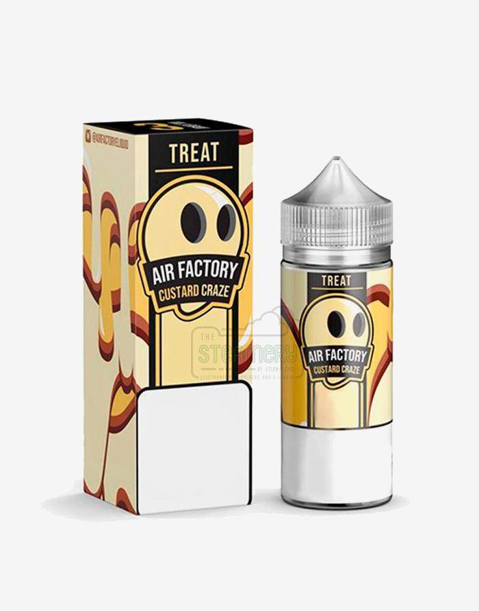 Custard Craze - Steam E-Juice | The Steamery