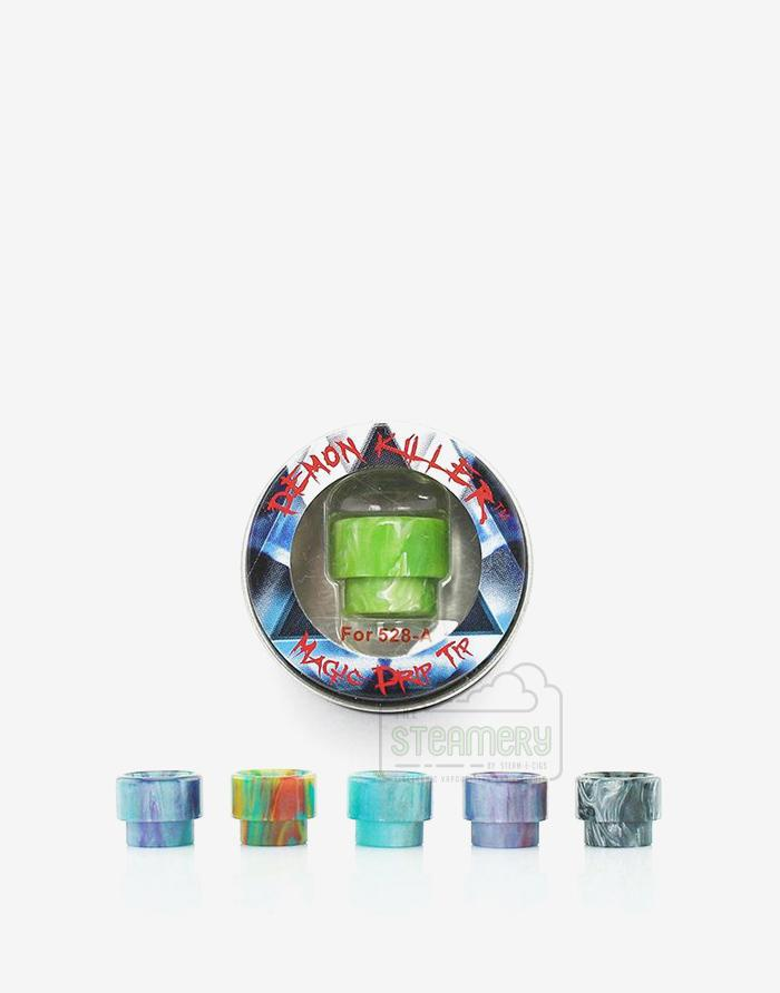 Demon Killer 528a drip tip - Steam E-Juice | The Steamery