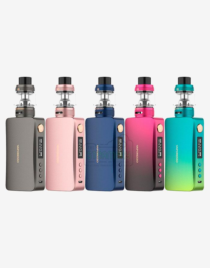 GEN S 220W TC Kit With NRG-S Tank - Steam E-Juice | The Steamery