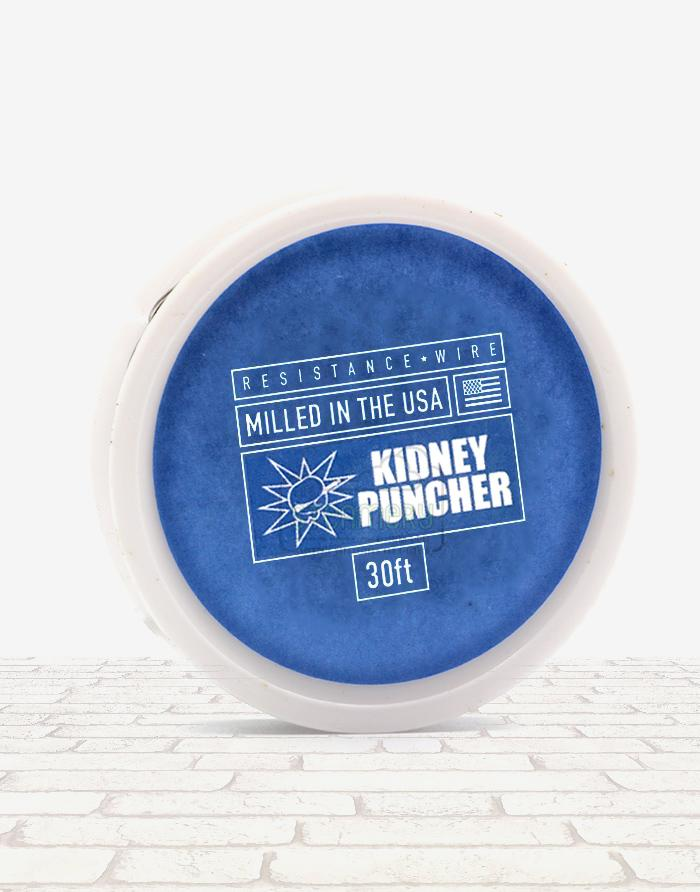 Kidney Puncher SS316L Wire 30ft - Steam E-Juice | The Steamery