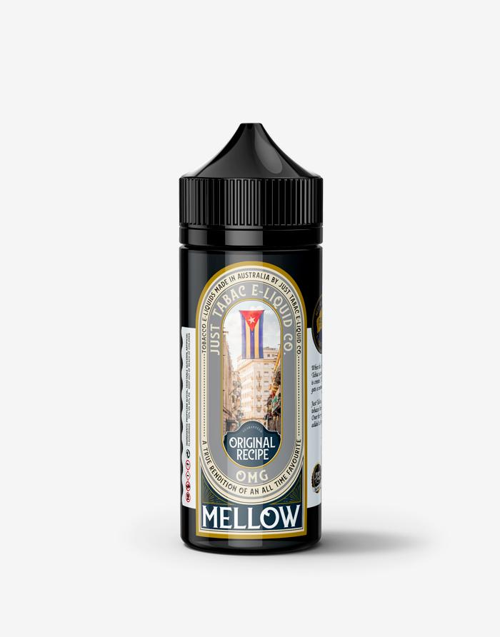 Just Tabac - Mellow - Steam E-Juice | The Steamery