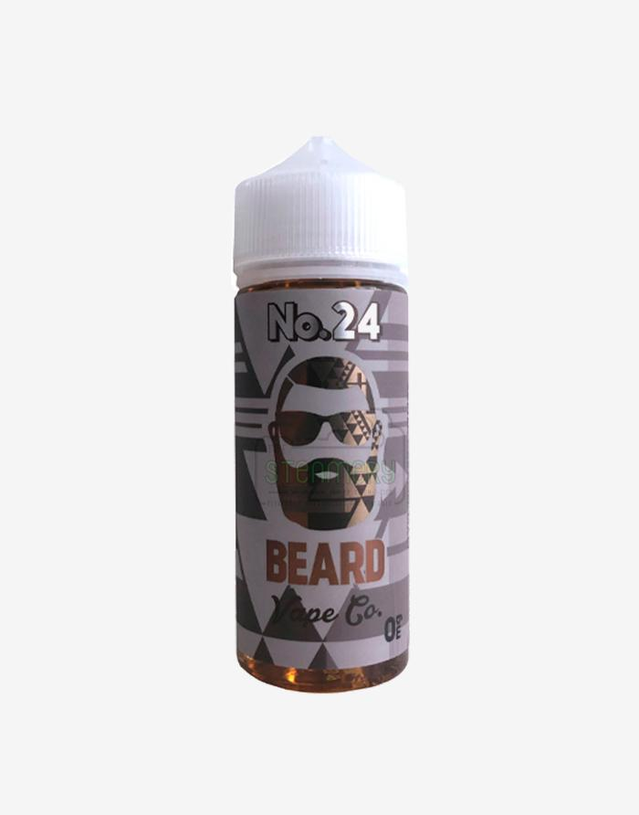 No.24 (Salted Caramel Malt) - Steam E-Juice | The Steamery