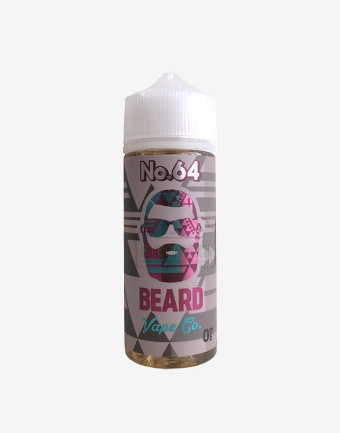 No.64 (Blue Raspberry Hibiscus) - Steam E-Juice | The Steamery