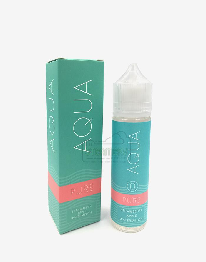 Aqua - Pure - Steam E-Juice | The Steamery