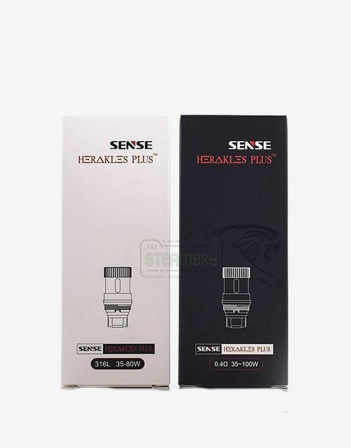 Sense Herakles Plus Coils - Steam E-Juice | The Steamery