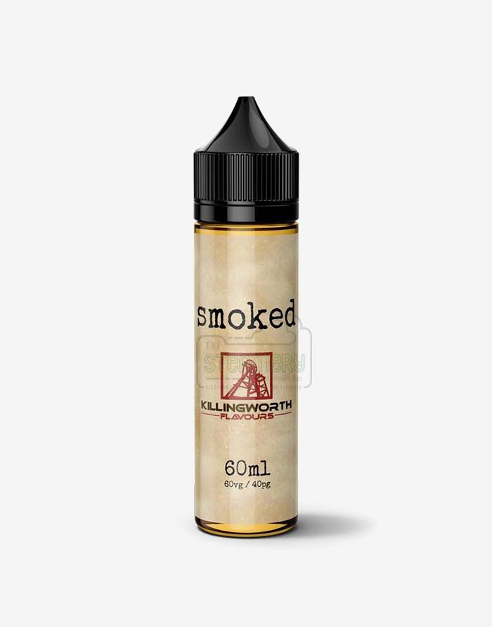 Smoked by Killingworth - Steam E-Juice | The Steamery