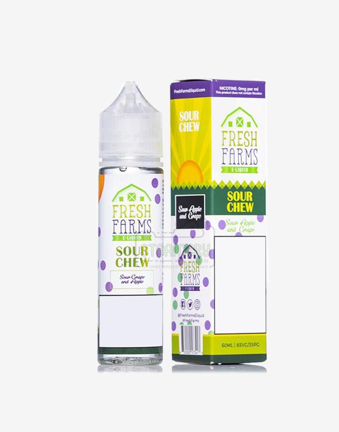 Sour Chew - Steam E-Juice | The Steamery