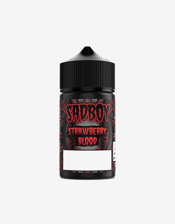 Strawberry Blood - Steam E-Juice | The Steamery