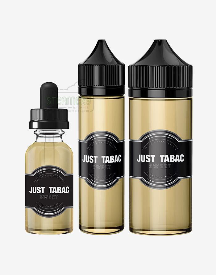 Just Tabac - Sweet - Steam E-Juice | The Steamery