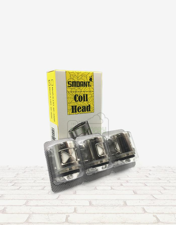 Smoant Naboo Coils - Steam E-Juice | The Steamery