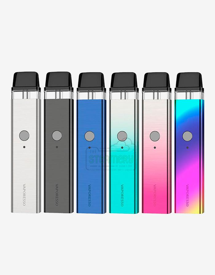 Vaporesso XROS Pod Kit 800mAh - Steam E-Juice | The Steamery