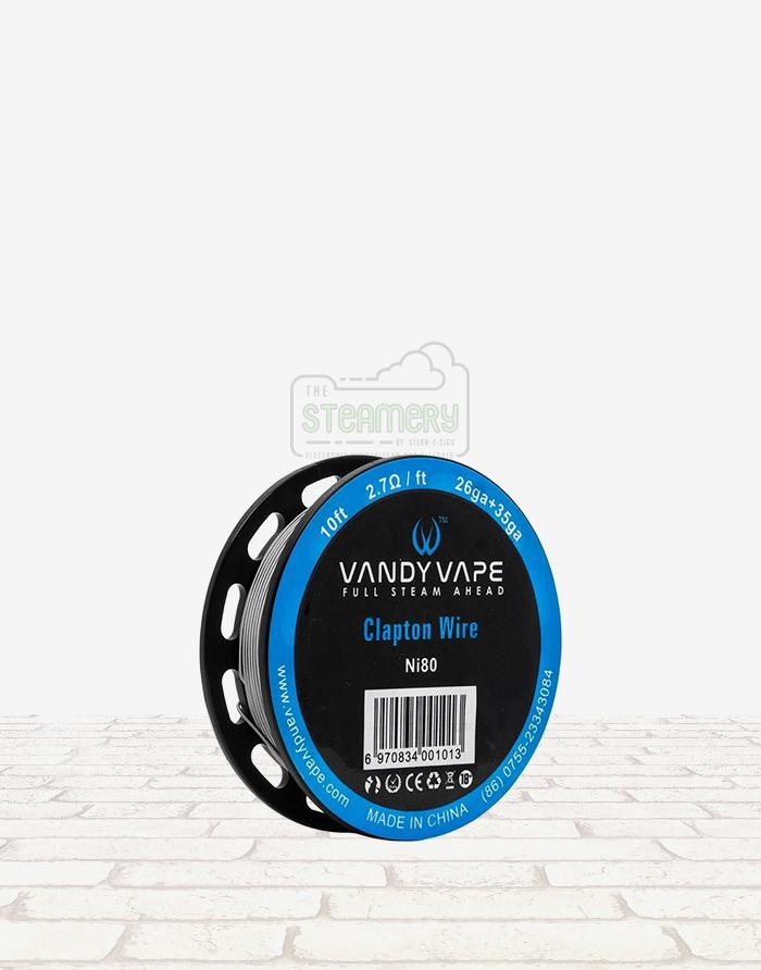 Vandy Vape Exotic Wire Spool - Steam E-Juice | The Steamery