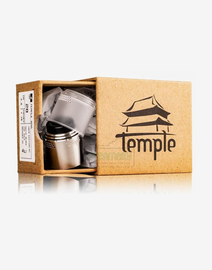 Vaperz Cloud Temple 2 RDA - 25mm - Steam E-Juice | The Steamery