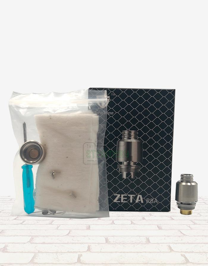 Think Vape ZETA AIO RBA Coil - Steam E-Juice | The Steamery