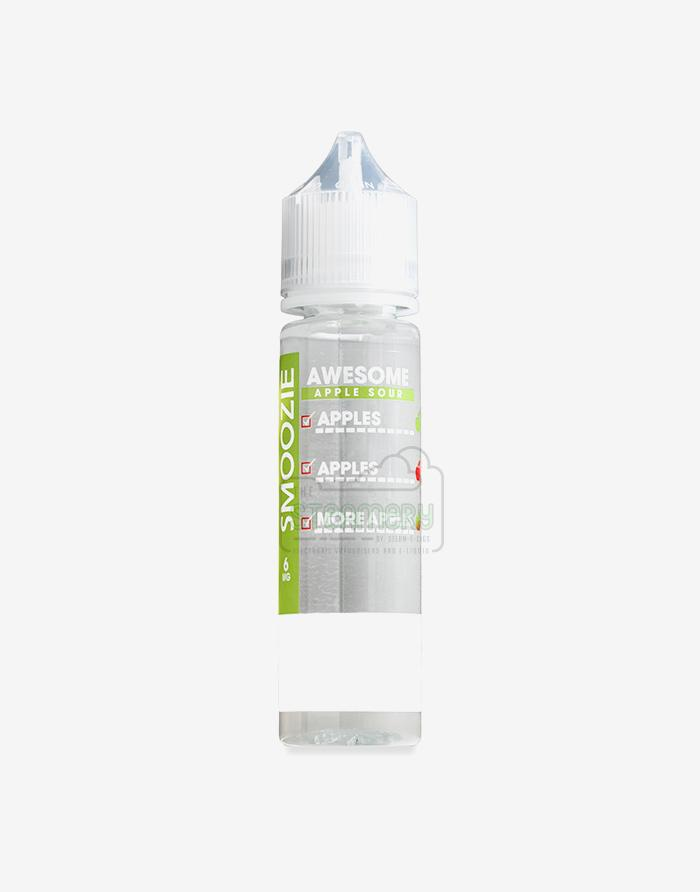 Awesome Apple Sour 60ml - Steam E-Juice | The Steamery