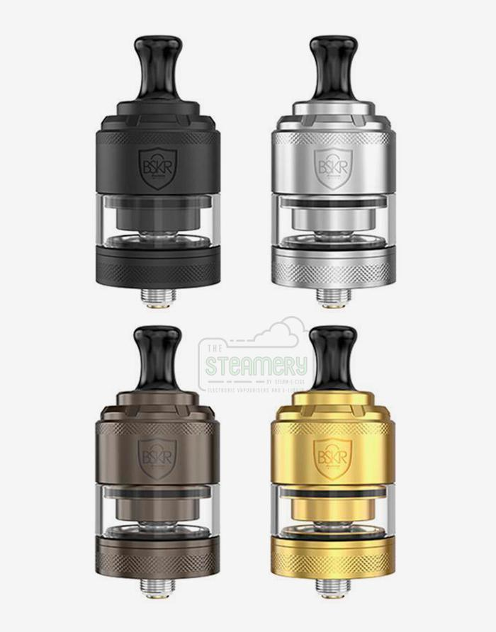 Vandy Vape Berserker V2 MTL RTA - Steam E-Juice | The Steamery