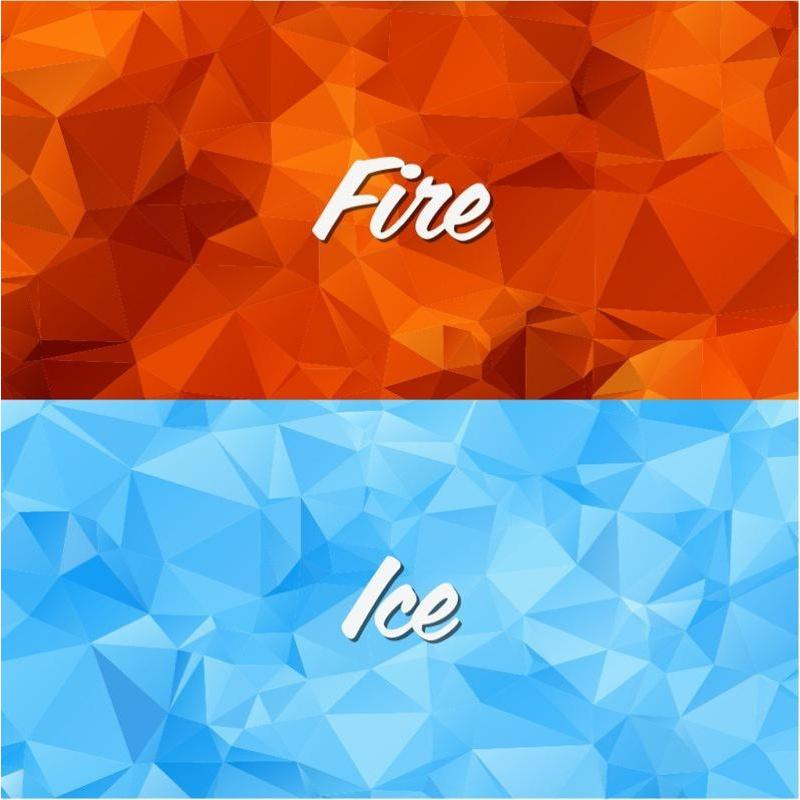 FW Fire and Ice - Steam E-Juice | The Steamery