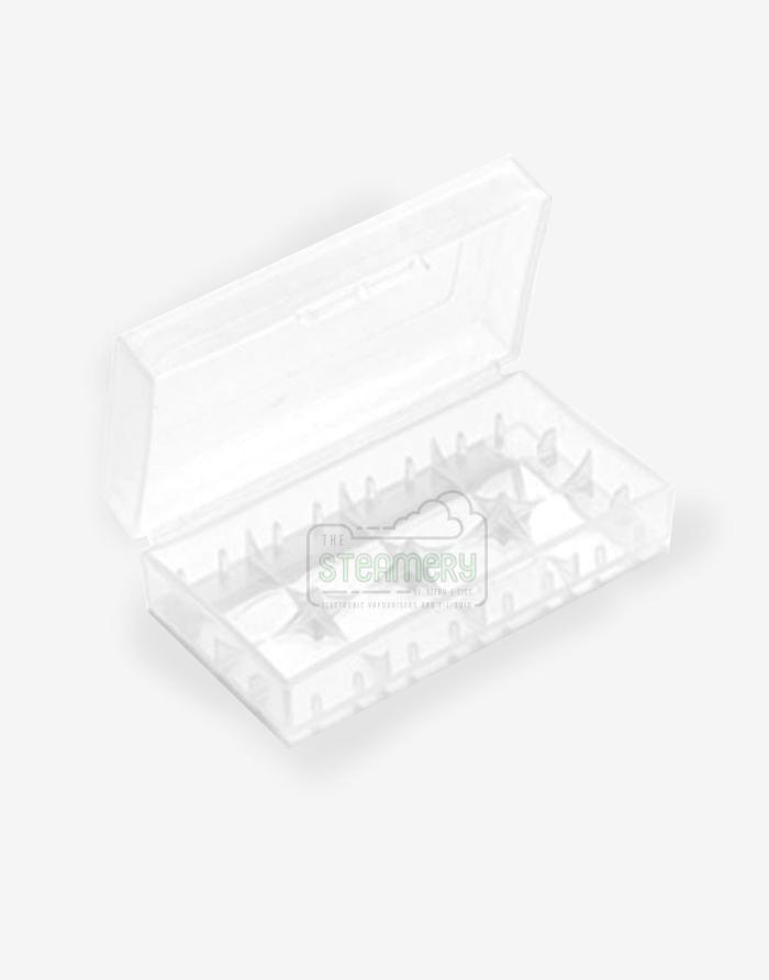 Efest H2 18650/18350 Battery case - Steam E-Juice | The Steamery