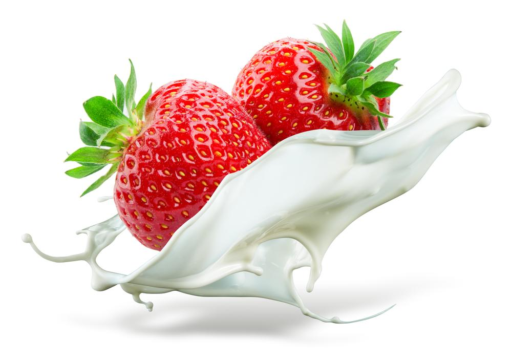 TFA Strawberries and Cream - Steam E-Juice | The Steamery